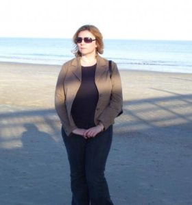 Kellie Underhill Tybee Island, Savannah GA January 2010